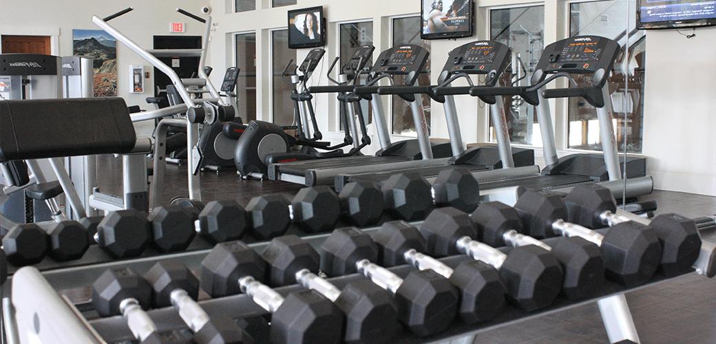 Brookswood Gym