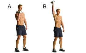 , Full Body Athletic Power Workout – General Conditioning