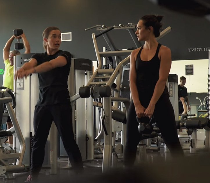 langley personal trainers